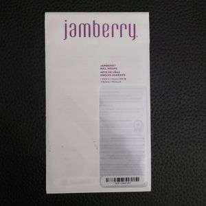 Jamberry Clear Nail Wraps